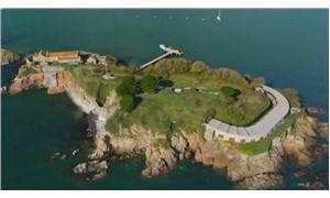 İngiltere'de 6 milyon sterline satılık tarihi ada