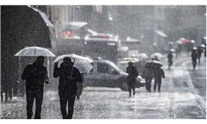 Meteoroloji'den Türkiye geneline sağanak uyarısı
