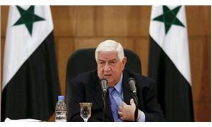 Suriye Dışişleri Bakanı Velid Muallim: Federalleşme söz konusu değil