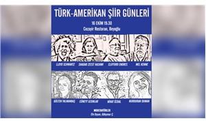 Türk Amerikan Şiir Günleri 16-17 Ekim'de