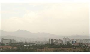 Ankara, toz bulutu ablukasında