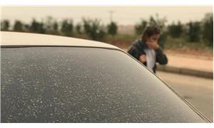 Antep ve Urfa'da toz bulutu etkili oluyor