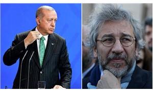 Erdoğan'ın Can Dündar'a açtığı tazminat davası sonuçlandı