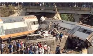 Fas'ta tren kazası: 6 ölü, 86 yaralı