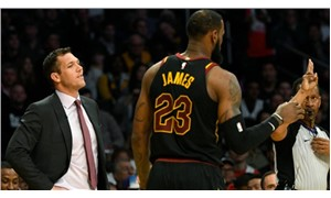 LeBron James'ten Luke Walton'a esprili gönderme