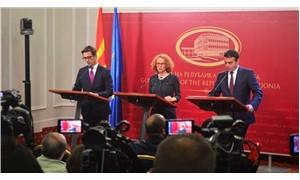 Makedonya, NATO ile müzakerelere perşembe günü başlayacak