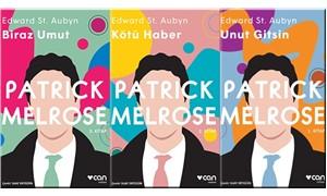 """""""Patrick Melrose"""" roman dizisi raflardaki yerini aldı"""