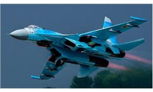 Ukrayna'da savaş uçağı düştü: 2 ölü