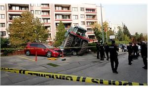 Ankara'da traktör alarmı