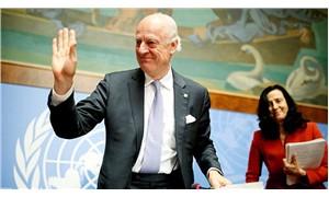 BM Suriye Özel Temsilcisi De Mistura görevini bırakıyor