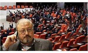 Cemal Kaşıkçı'nın akıbeti için verilen önerge, AKP'nin oyları ile reddedildi