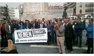 KESK Eş Genel Başkanı Aysun Gezen: Krizin faturasını ödemeyeceğiz