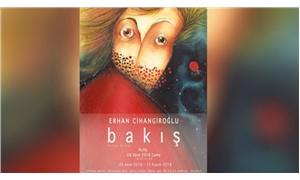 Erhan Cihangiroğlu sergisi 26 Ekim'de başlıyor