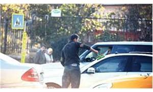 Kayseri'de trafikte zorla cam silenlere gasptan işlem yapılacak