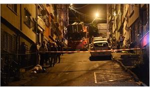Şişli'de çökme tehlikesi: 4 bina tahliye edildi