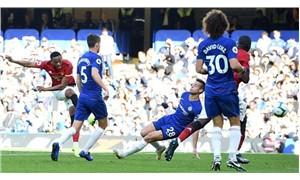 Chelsea, Manchester United ile yenişemedi