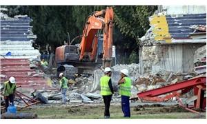 CHP'den 'Tevfik Sırrı Gür Stadı müze olsun' talebi