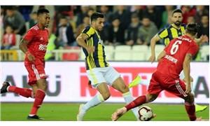 Fenerbahçe, Sivasspor deplasmanında da gülemedi