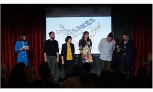 KısaKes Film Festivali'nde ödüller sahiplerini buldu