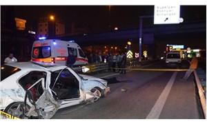 Pendik'te trafik kazası: 1 kişi hayatını yitirdi