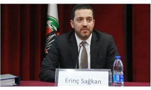 Ankara Barosu'nun yeni başkanı Av. Erinç Sağkan