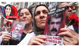 Galatasaray Meydanı kayıp yakınlarına yasaklanamaz
