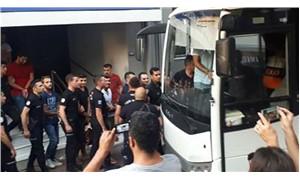 Göztepe taraftarı 11 kişi operasyonla gözaltına alındı
