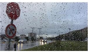 Meteoroloji'den 7 ile sağanak uyarısı