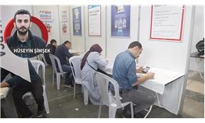 İŞKUR'un 'işsizlik' fuarına yoğun ilgi!