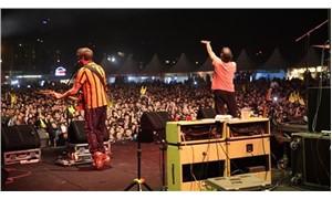 Karşıyaka MilyonFest 3 günde 25 bin müzikseveri ağırladı