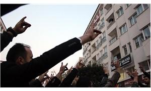Ülkü Ocakları üyeleri Memur-Sen'i protesto etti