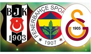 Beşiktaş, Fenerbahçe ve Galatasaray PFDK'ye sevk edildi