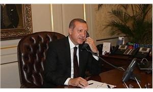 Erdoğan'dan Kaşıkçı'nın ailesine taziye telefonu