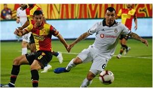 Göztepe maçı sonrası 13 Beşiktaş taraftarına adli işlem yapıldı