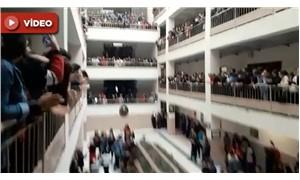 Kadriye Moroğlu Anadolu Lisesi öğrencilerinden tacize karşı eylem