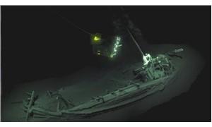 Karadeniz'de, 'dünyanın en eski korunmuş gemi enkazı' keşfedildi