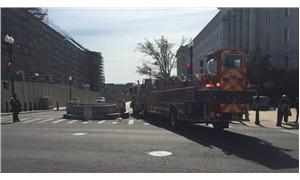 ABD'de Temsilciler Meclisi binası tahliye edildi