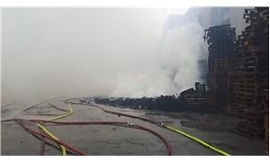 """Esenyurt'ta fabrikalar yandı: """"Yangın kontrol altında"""""""