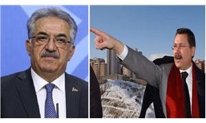 Gökçek'ten AKP'li Yazıcı'ya: Sabrımı taşırma, vallahi tozunu atarım
