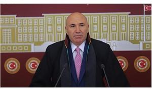 """CHP'li Tanal'dan TBMM'de cübbeli basın toplantısı: """"Tahir Elçi bir terörist değildir"""""""