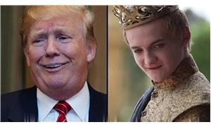GOT'un yazarı Martin, Trump'ı Joffrey'e benzetti