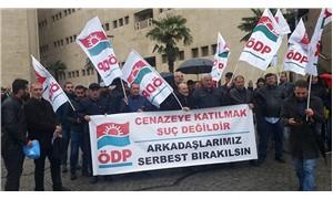 ÖDP üyeleri serbest bırakıldı