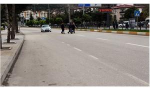 Tokat'ta yayalara yol vermeyen sürücülere para cezası kesildi