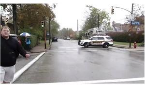 ABD'de sinagogda silahlı saldırı: En az 8 ölü