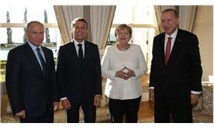 """Dörtlü zirvenin ardından ortak bildiri: """"Suriye'nin egemenliğine yönelik taahhütler teyit edildi"""""""