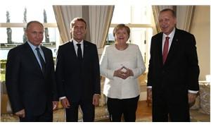 """""""Dörtlü Suriye Zirvesi"""" sona erdi: İşte liderlerin açıklamaları"""