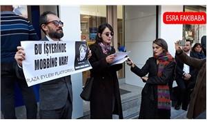 Yapı Kredi Bankasına protesto