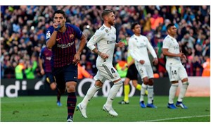 Barcelona, Real Madrid'i sahadan sildi: 5-1