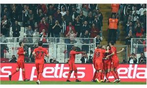 Beşiktaş farklı kazandı: 4-1