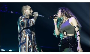 Ezhel 2018'in son konseri için Volkswagen Arena'daydı